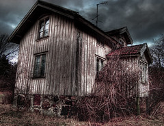 Deserted house! (Johan Runegrund) Tags: