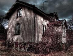Deserted house! (Johan Runegrund) Tags: