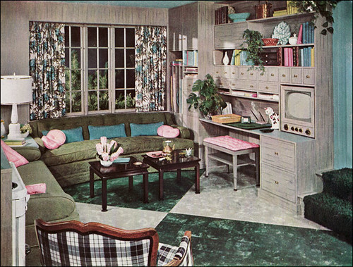 1953 Armstrong Living Room