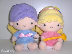 little twin stars plush (iheartkitty) Tags: cute plush sanrio kawaii lts littletwinstars iheartkitty