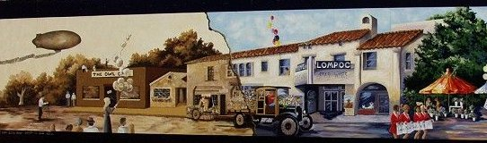 Lompoc Mural - 50 Years