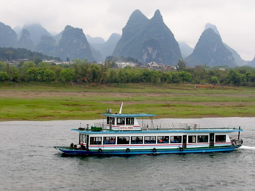 Li River Tour Boat