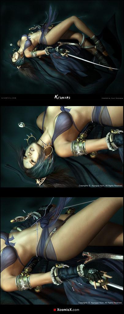 Kishars by Kyoungup Hyun (closeup)