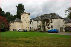Moniack Castle (4 of 4) (arjayempee) Tags: winery fraser inverness invernessshire beauly beaulyfirth img0831 kirkhill nigeltranter moniackcastle simonlordlovat fraseroflovat theaird