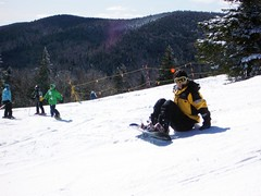 me after falling @ mt snow