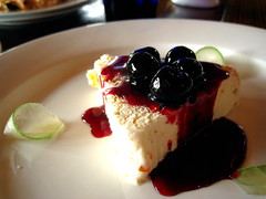 [keyk] (Sanctu) Tags: food cold beach cake dessert lunch cuisine restaurant blackberry australian nougat australia melbourne victoria meal brunch stkilda donovans jackaboulevard