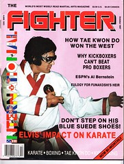 Fighter Magazine (Pagan555) Tags: elvis taekwondo karate theking fanmags musicmagazines matialarts