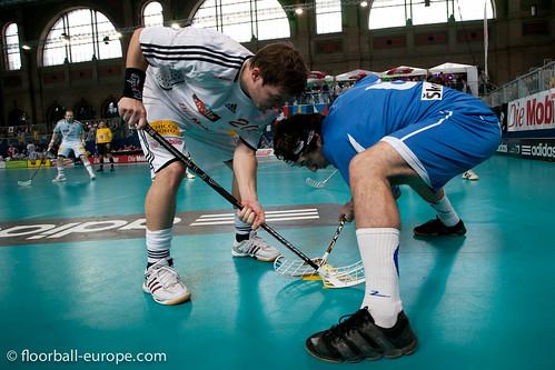 Euro Floorball Tour Zürich - Schweiz - Tschechien - 25.04.2010