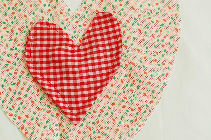 hidden in my heart pillows
