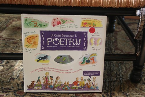 poetry with CD