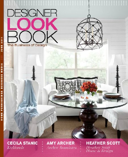 Home Furnishings Business Desinger Look Book