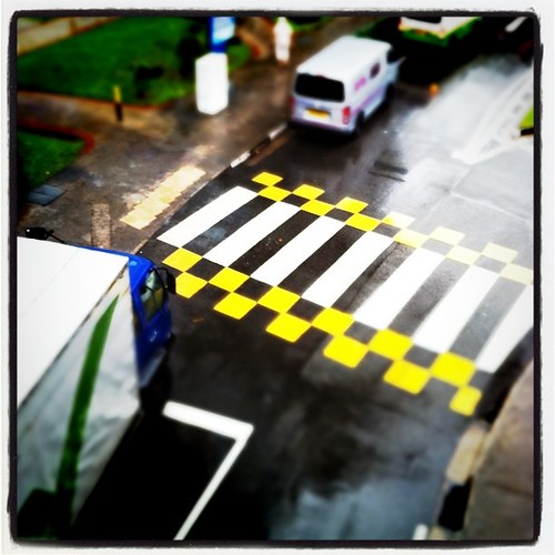 A Weekend A Photo - Zebra crossing