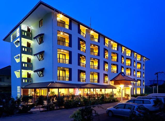 サイアム プレイス エアポート ホテル