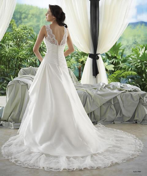 Vestidos y trajes de novia baratos - Mercanovia - Mod. 964
