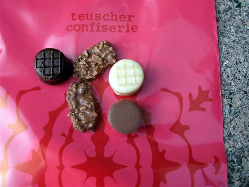 Teuscher chocolates