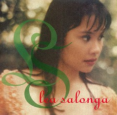 Lea Salonga's self-titled album. (1993)