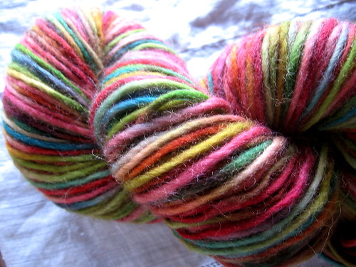 'Sacred Jewels' skein