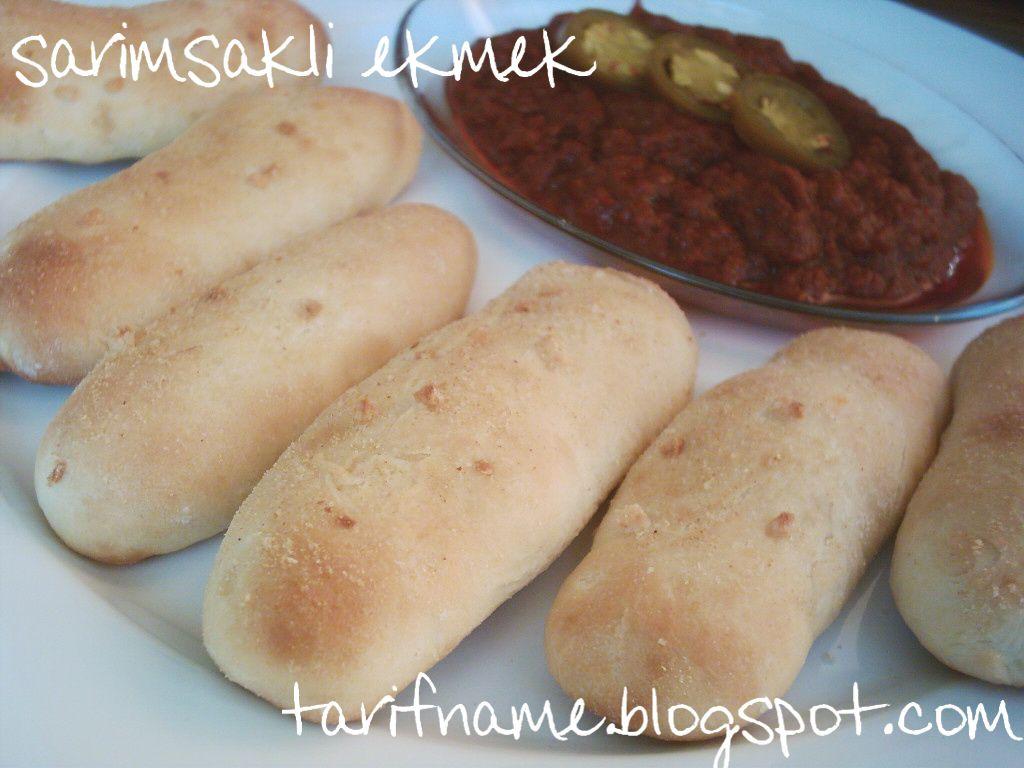 sarimsakli_ekmek