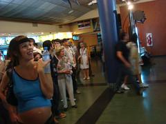BAFICI 2008: Gente en el cine Hoyts Abasto