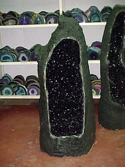 SOLD (promexgemstone) Tags: from mine amethyst gems direct calcite specimens the geodes