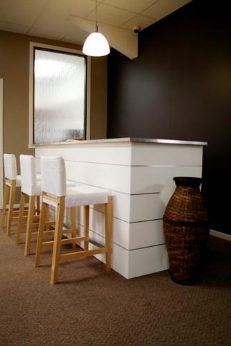 Solomons Flooring Consultation Table