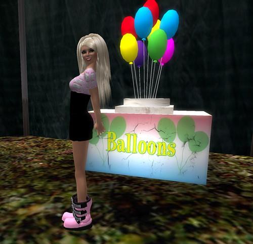 Balloon please?