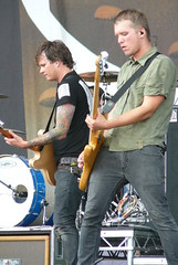Tom and Matt (isemantics) Tags: ava festival rock leeds blink182 alternative carling tomdelonge angelsandairwaves angelsairwaves wedontneedtowhisper mattwachter iempire