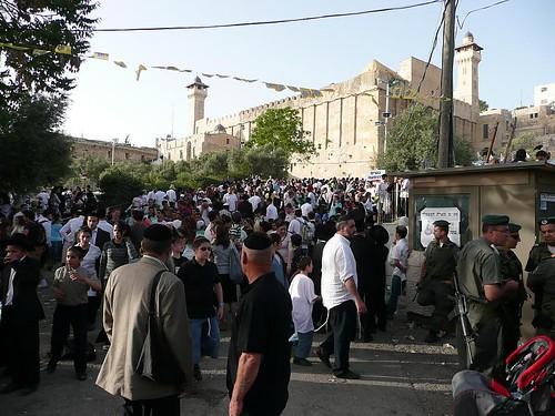 Hebron - Marat HaMachpela