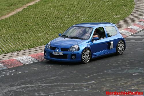 Renault Clio V6 Renault Clio V6 im
