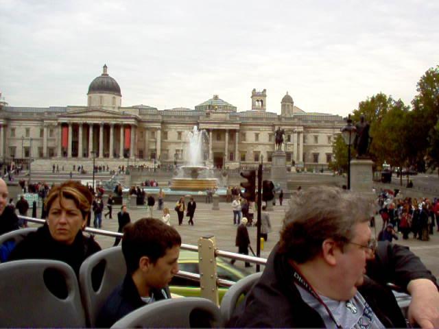 Europe 2005 London Bus Tour