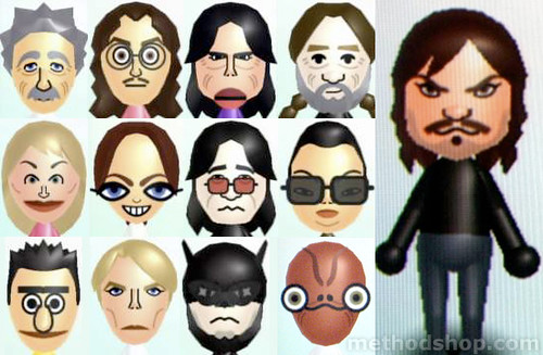 How To Make Share Celebrity Miis For The Nintendo Wii