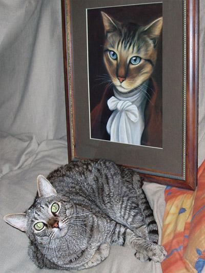 Mustafa and art