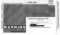 envelope cover