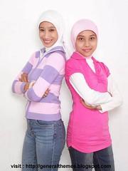 ika n fren (Jilbab Cantik) Tags: veiled tudung cantik jilbab gadis kerudung cewek akhwat ukhti