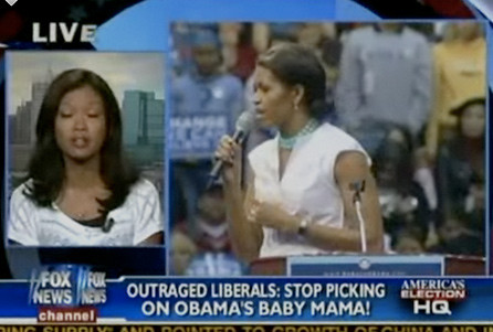 Michelle Malkin:  Race-baiting Bitch or Soulless GOP C***