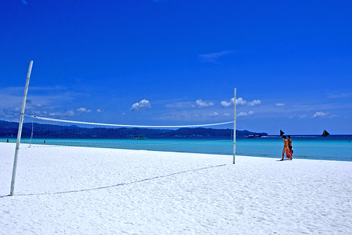 White Sands of Boracay