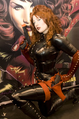 Anna Mercury (BelleChere) Tags: costume cosplay warrenellis bellechere annamercury warrenellisannamercury cosplayannamercury
