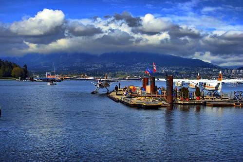 Vancouver Bay Sea Planes
