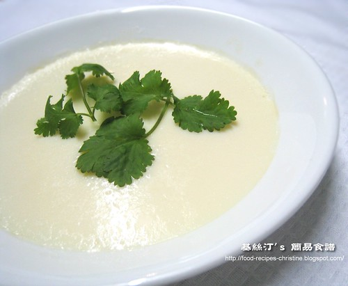 清蒸滑蛋白 Steamed Egg Whites