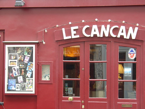 Le Cancan - Paris