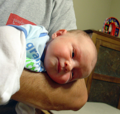 colic hold
