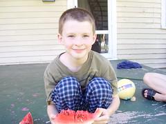 My favorite son Garrett