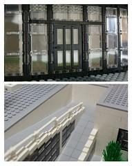 Design Blog Sociale - 27 June 2008 - Le Corbusier's Villa Savoye in Lego L (SOCIALisBETTER) Tags: architecture lego corbusier unconventional savoyele brickarchitect matijagrguric version20villa