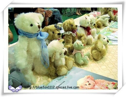 080629社區  大學成果展01_手作泰迪熊群英會