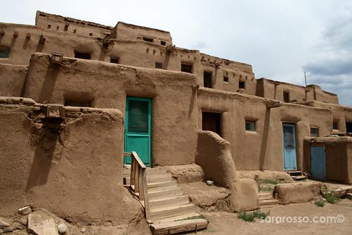 indian adobe houses - photo #13