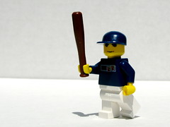 BrickArms Baseball Bat prototype