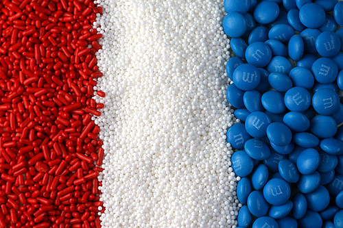 Red, White & Blue Sprinkles