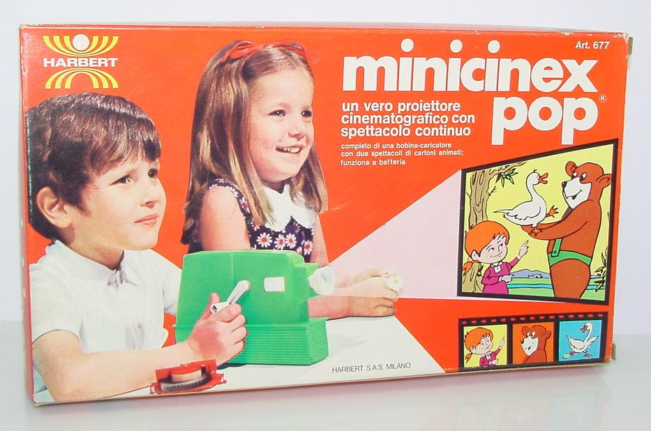 MINICINEX POP
