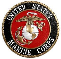 United States Marine Corp USMC logo emblem