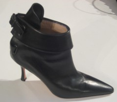 Manolo Blahnik Ankle Boot